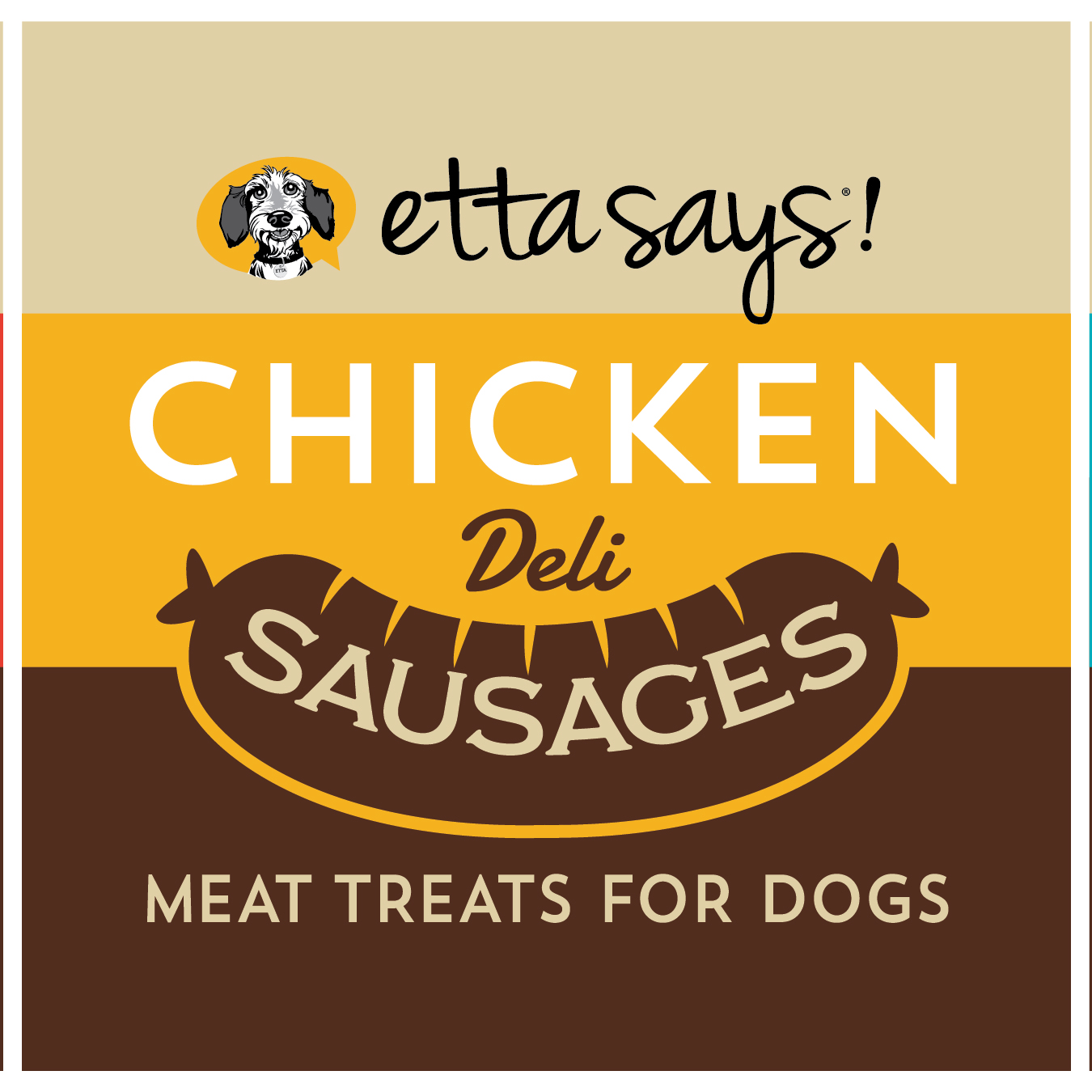 etta says Chicken Sausages