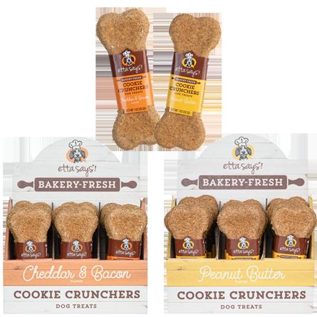 Etta Says! Cookie Crunchers